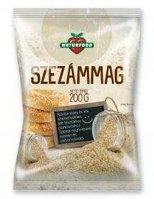 Naturfood Szezámmag 200 g