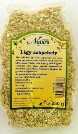 Natura Lágy zabpehely 250 g