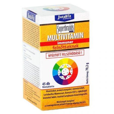 Jutavit Multivitamin felnőtteknek 45 db