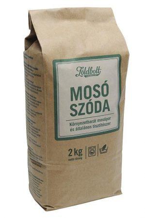 Zöldbolt Mosószóda 2000g