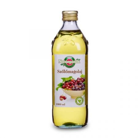 Naturganik Szőlőmag olaj 1000 ml