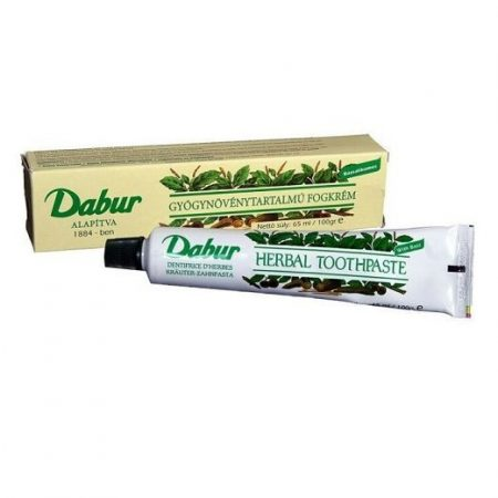 Dabur Herbal fogkrém 65 ml