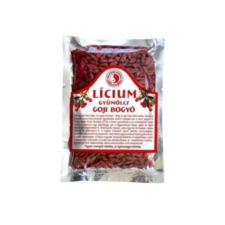 Dr. Chen Lícium gyümölcs (goji bogyó) 100 g