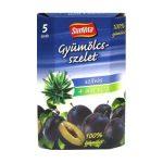 Sunvita Gyümölcsszelet szilva-aloe vera 5x15g