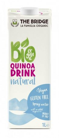 The Bridge Bio quinoa és rizsital natúr 1000ml