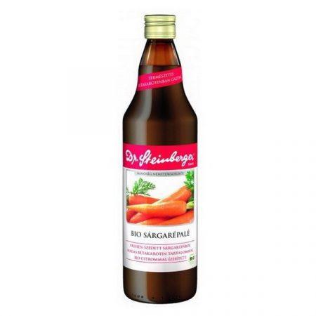 Dr. Steinberger Bio sárgarépalé 750 ml