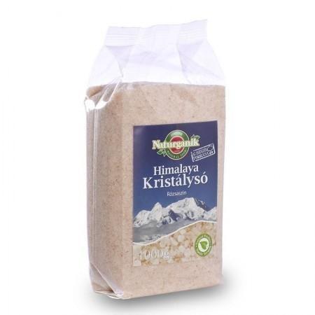 Naturganik Himalaya só rózsaszín 1000 g