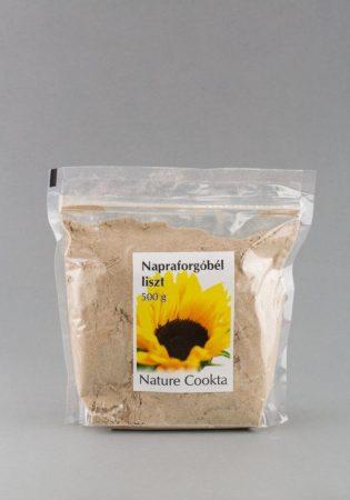 Nature Cookta Napraforgóbél liszt 500 g