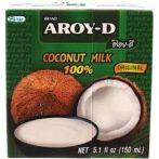 Aroy-D Kókusztej 150 ml