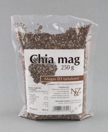 Chia mag (Németh és Zentai) 250 g