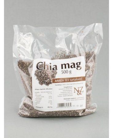 Chia mag (Németh és Zentai) 500 g