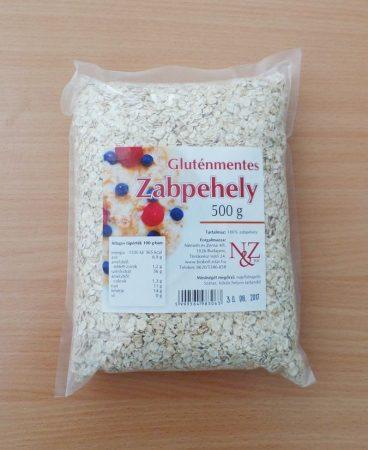 Gluténmentes zabpehely (Németh és Zentai) 500 g