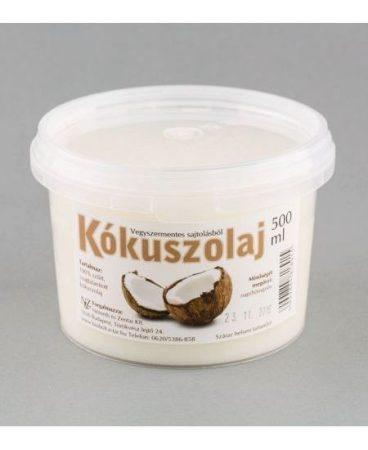 Kókuszolaj (Németh és Zentai) 500 ml