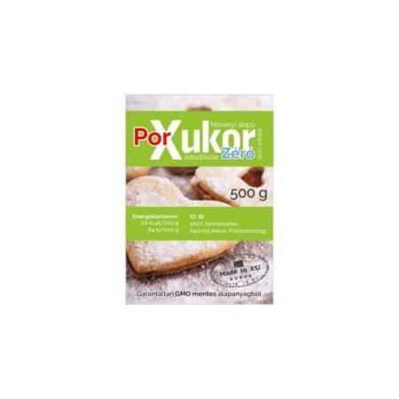 PorXukor Zéró (eritrit) növényi alapú por édesítőszer 500 g