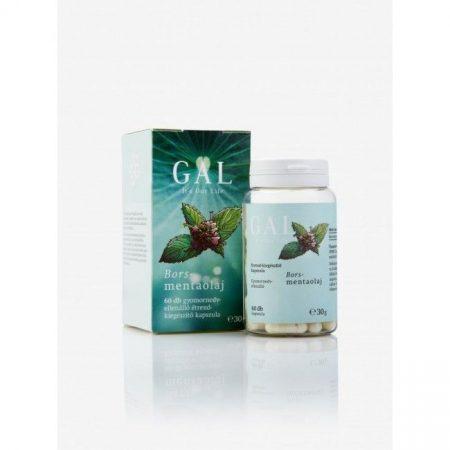 GAL Borsmentaolaj 100 mg 60 kapszula
