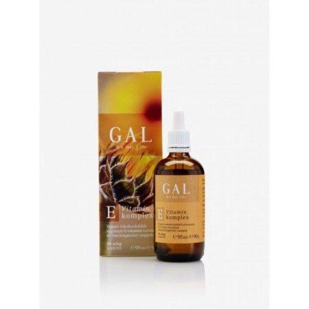 GAL E-vitamin 100 NE x 90 adag 95 ml