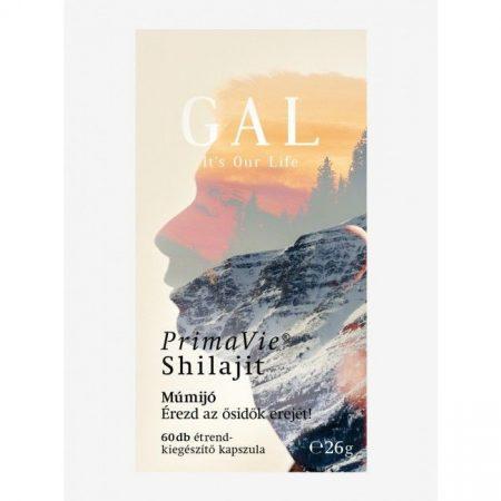 GAL PrimaVie Shilajit (Múmijó) 60 db