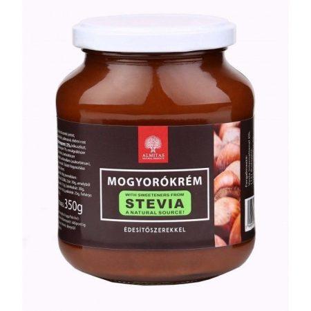 Almitas kakaós mogyorókrém steviával 350 g