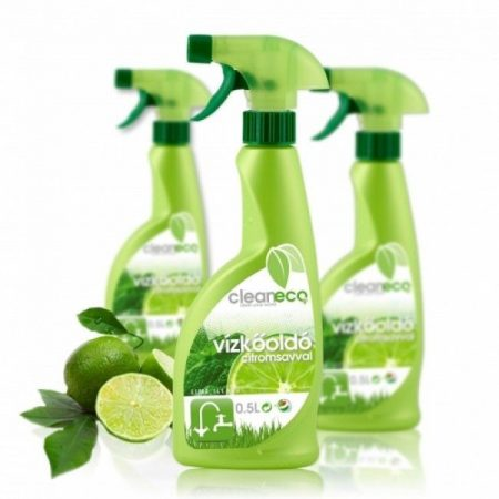 Cleaneco Vízkőoldó pumpás 500ml