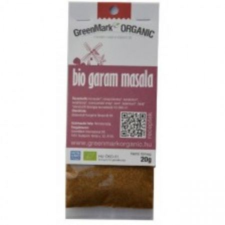 Greenmark Bio Garam masala 20g