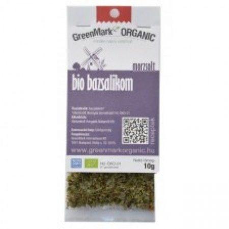 Greenmark Bio morzsolt bazsalikom 10g