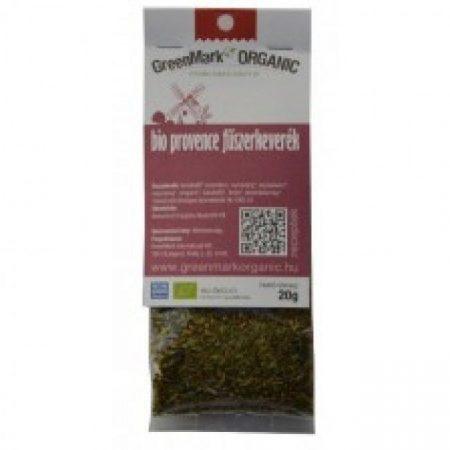 Greenmark Bio Provence fűszerkeverék 20g