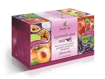 Mecsek Gyümölcstea Mix 2. 4x5x2g