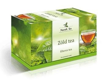 Mecsek Zöld tea 20x2g