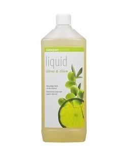 Sodasan Bio folyékony szappan citrom-olíva 1000 ml