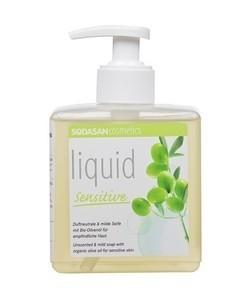 Sodasan Bio folyékony szappan sensitive 300 ml