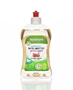 Sodasan Öko folyékony mosogatószer gránátalma 500 ml