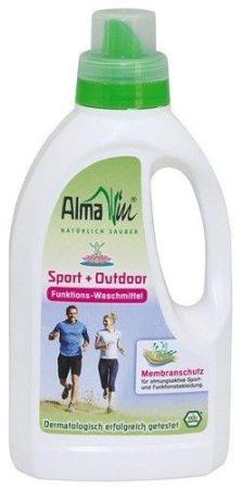 AlmaWin Öko Folyékony mosószer sport- és szabadidőruhákhoz 750 ml