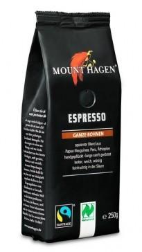 Mount Hagen Bio Espresso szemes kávé 250 g
