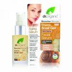 Dr. Organic Bioaktív csigagél arcápoló szérum 30 ml