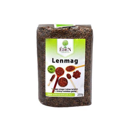 Éden Prémium Lenmag 250 g