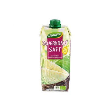 Dennree Bio Savanyúkáposztalé 500 ml