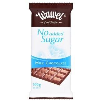 Wawel cukormentes tejcsokoládé 100 g