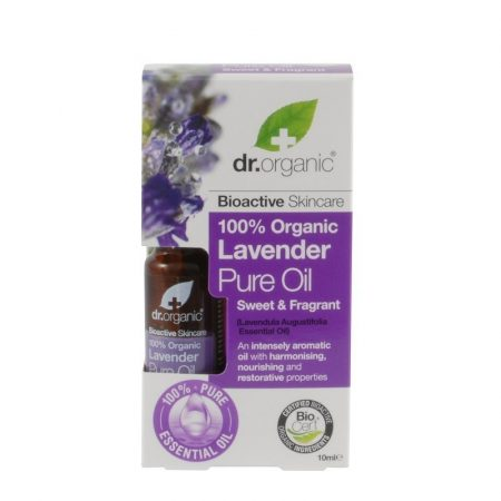 Dr. Organic Bio levendula olaj 10 ml