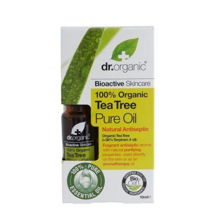 Dr. Organic Bio teafa olaj 10 ml