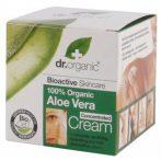 Dr. Organic Bio Aloe Vera krémkoncentrátum 50 ml