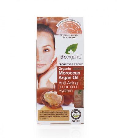 Dr. Organic Bio Argán olajos öregedésgátló komplex 30 ml