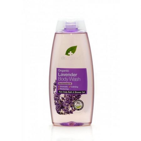 Dr. Organic Bio Levendula tusfürdő 250 ml