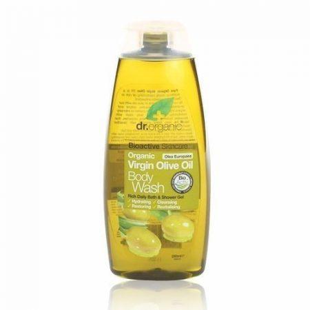 Dr. Organic Bio Olíva tusfürdő 250 ml