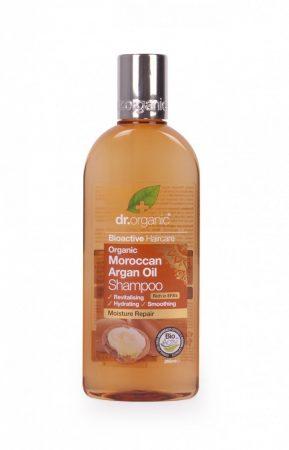 Dr. Organic Bio Argán olaj sampon 265 ml