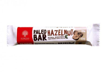 Almitas Mogyorókrémmel töltött paleo étcsokoládé 40 g