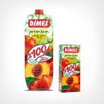 Dimes Prémium Őszibarack- és szőlőlé 100 % 1000 ml