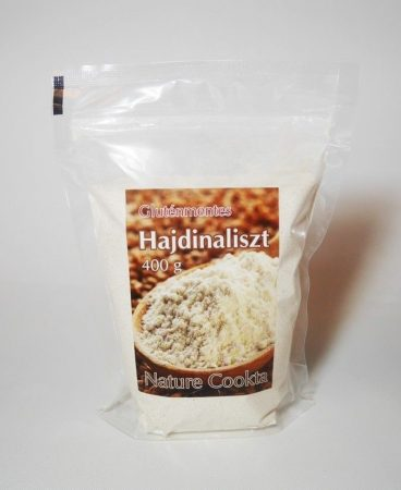 Nature Cookta Gluténmentes hajdinaliszt 400 g