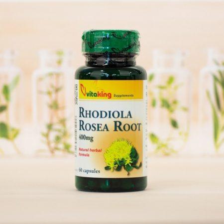 Vitaking Rhodiola rosea rózsagyökér kapszula 60 db