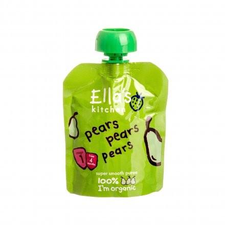 Ella's Kitchen Bio Körte bébiétel 70 g