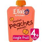 Ella's Kitchen Bio Őszibarack bébiétel 70 g
